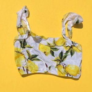 Pretty Little Thing Lemon Crop